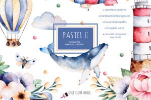 Pastel 2 Collection
