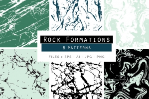 Rock Formations Patterns