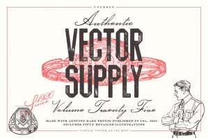 Vector Supply Volume 25