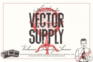 Vector Supply Volume 27