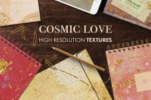 Cosmic Love: Cosmic Digital Papers