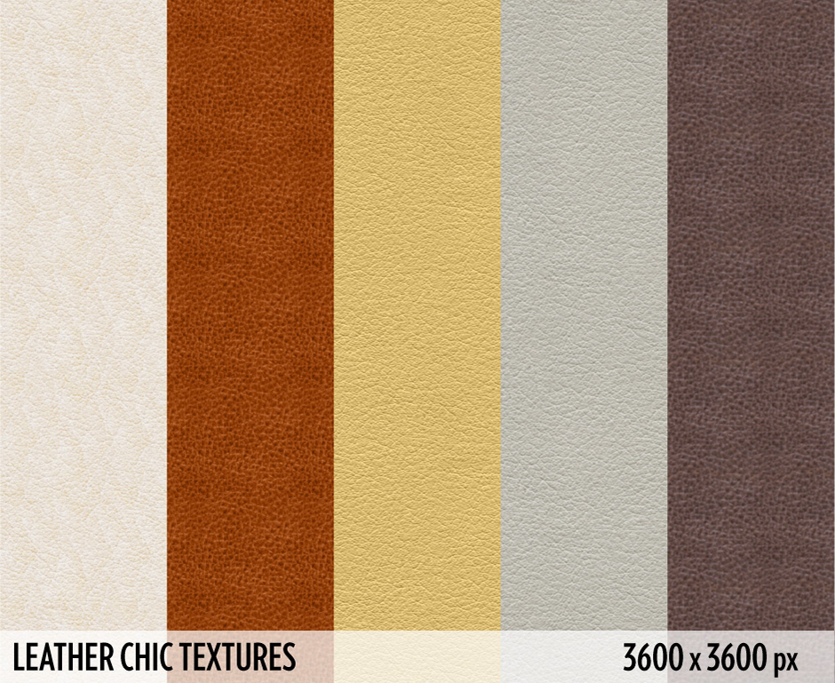 Chic Leather Textures