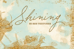 Shining Glittery Textures