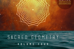 Sacred Geometry Vectors Set Vol. 4