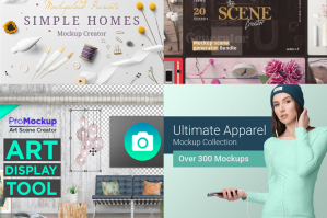 The Complete Mockup Templates Toolbox