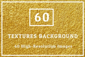 60 Texture Backgrounds Set 09