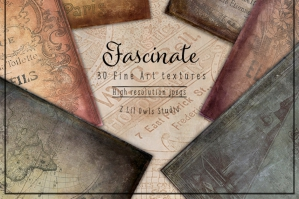 Fascinate Fine Art Textures