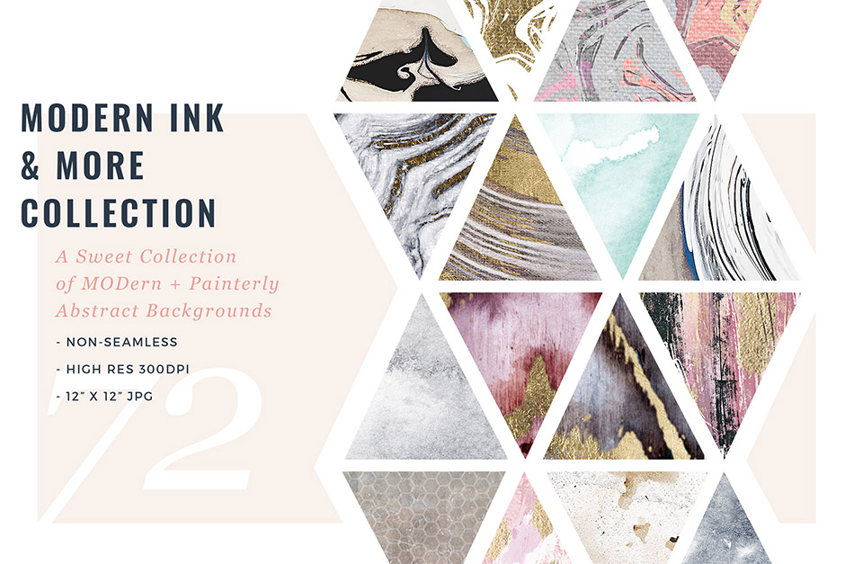 Modern Ink More Patterns Collection