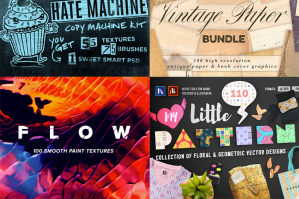 The Essential Textures and Patterns Bundle