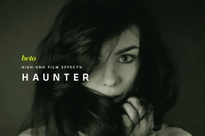 Haunter: Vintage Effect Action