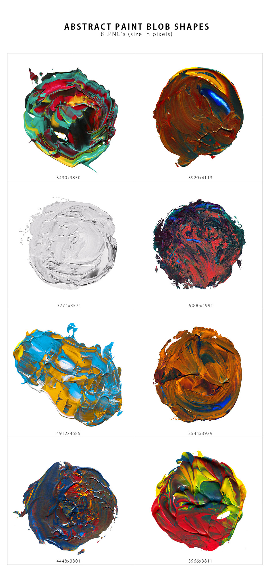 Abstract Paint Shapes prev2