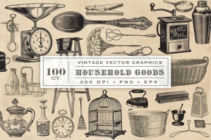 Household Goods Graphics
