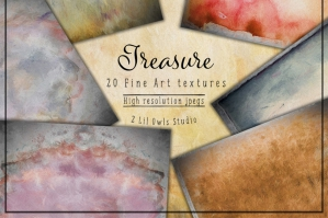 Treasure Fine Art Textures