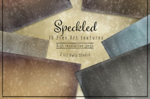Speckled Fine Art Textures