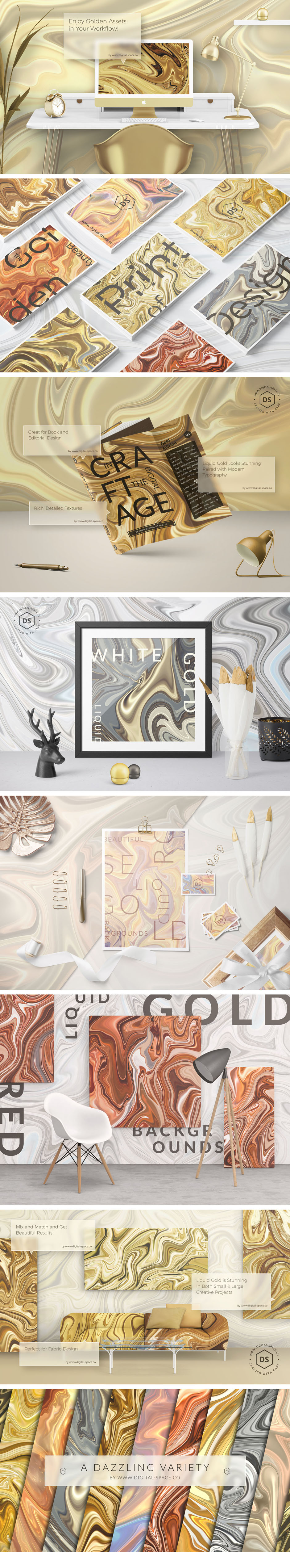The Vibrant Textures and Patterns Bundle