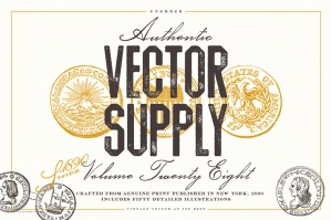 Vector Supply Volume 28