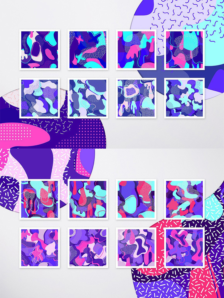 Cosmic Patterns Collection