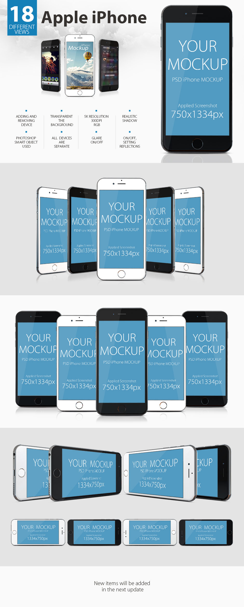 Apple Devices Mockups