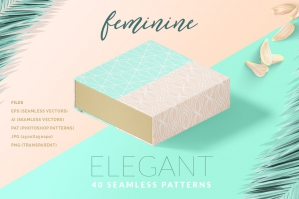 Feminine Elegant Patterns