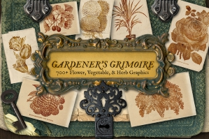 Gardeners Grimoire Graphics