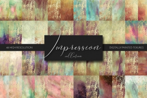Painted Texture Bundle – Impression