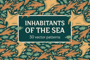 Inhabitants of the Sea