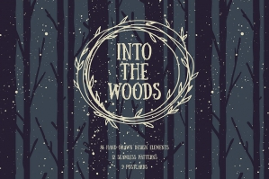 Into The Woods Set