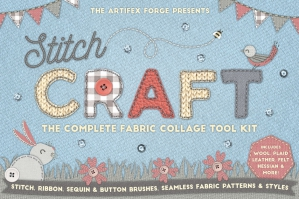 Stitch Craft Brushes, Styles & More
