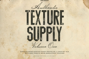 Texture Supply Volume 1
