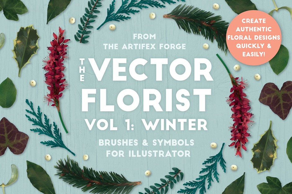 The Totally Artistic, Vector Supply Kit