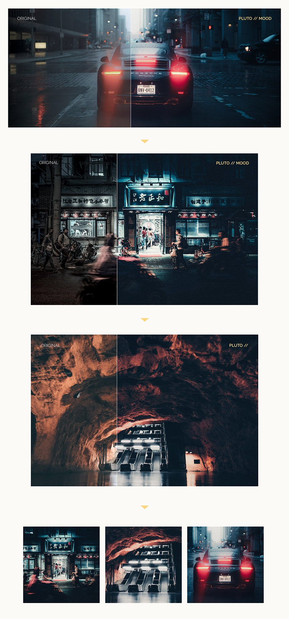 lightroom preset collection