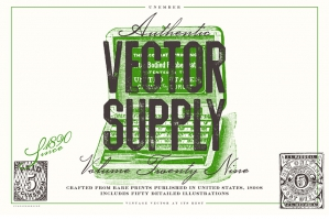 Vector Supply Volume 29