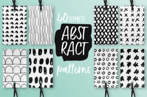 Seamless Abstract Patterns