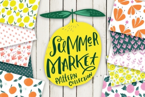 Summer Patterns Market