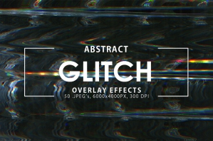 Glitch Overlay Effects
