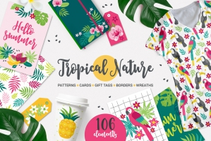 Tropical Nature Kit