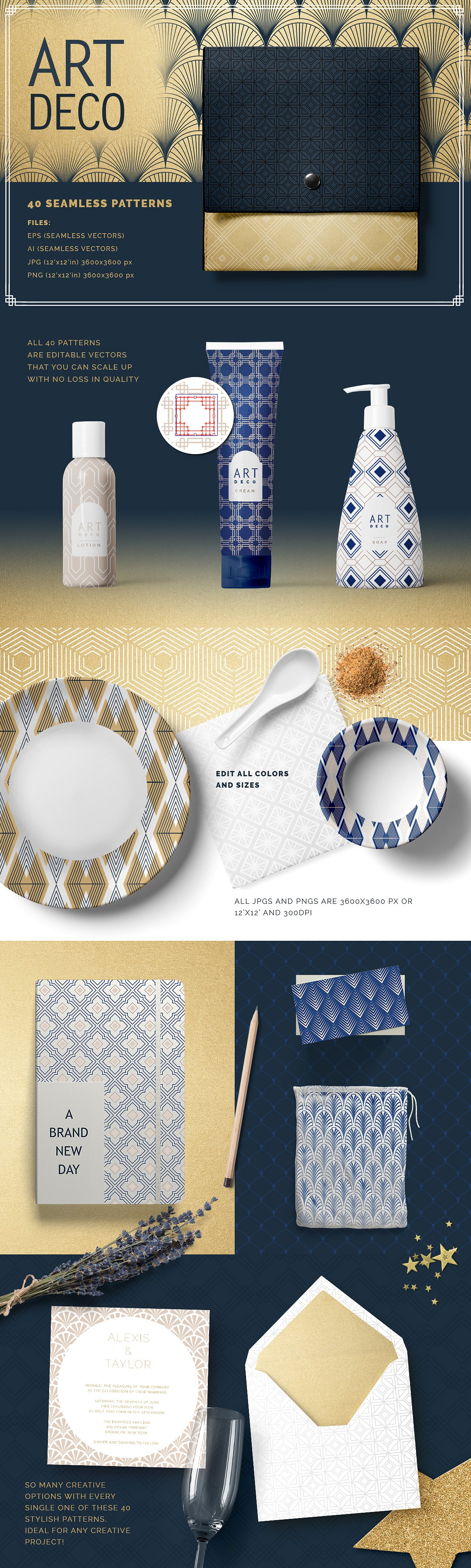 The All-Purpose Textures and Patterns Collection