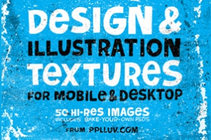 Design and Illustration Textures