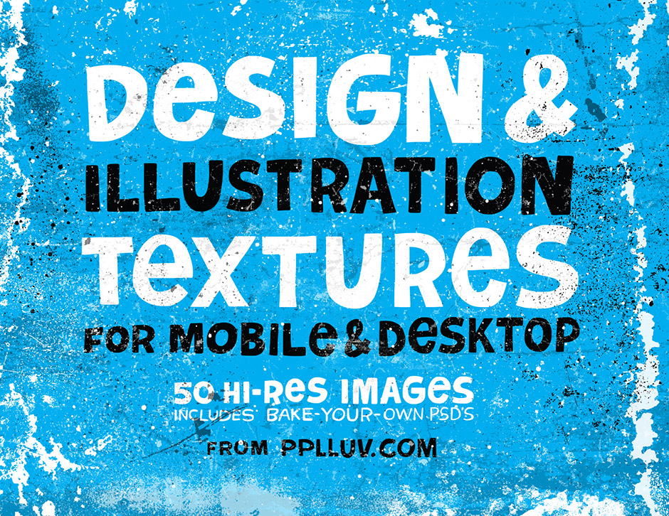 Design and Illustrations Textures