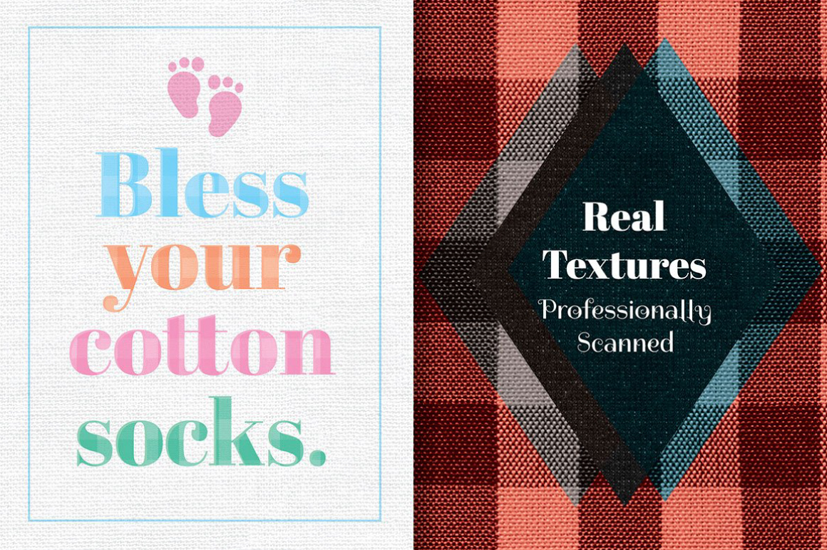 Quick Cotton Textures and Patterns