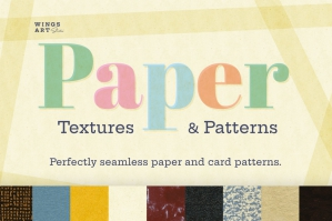 Quick Paper Textures and Patterns