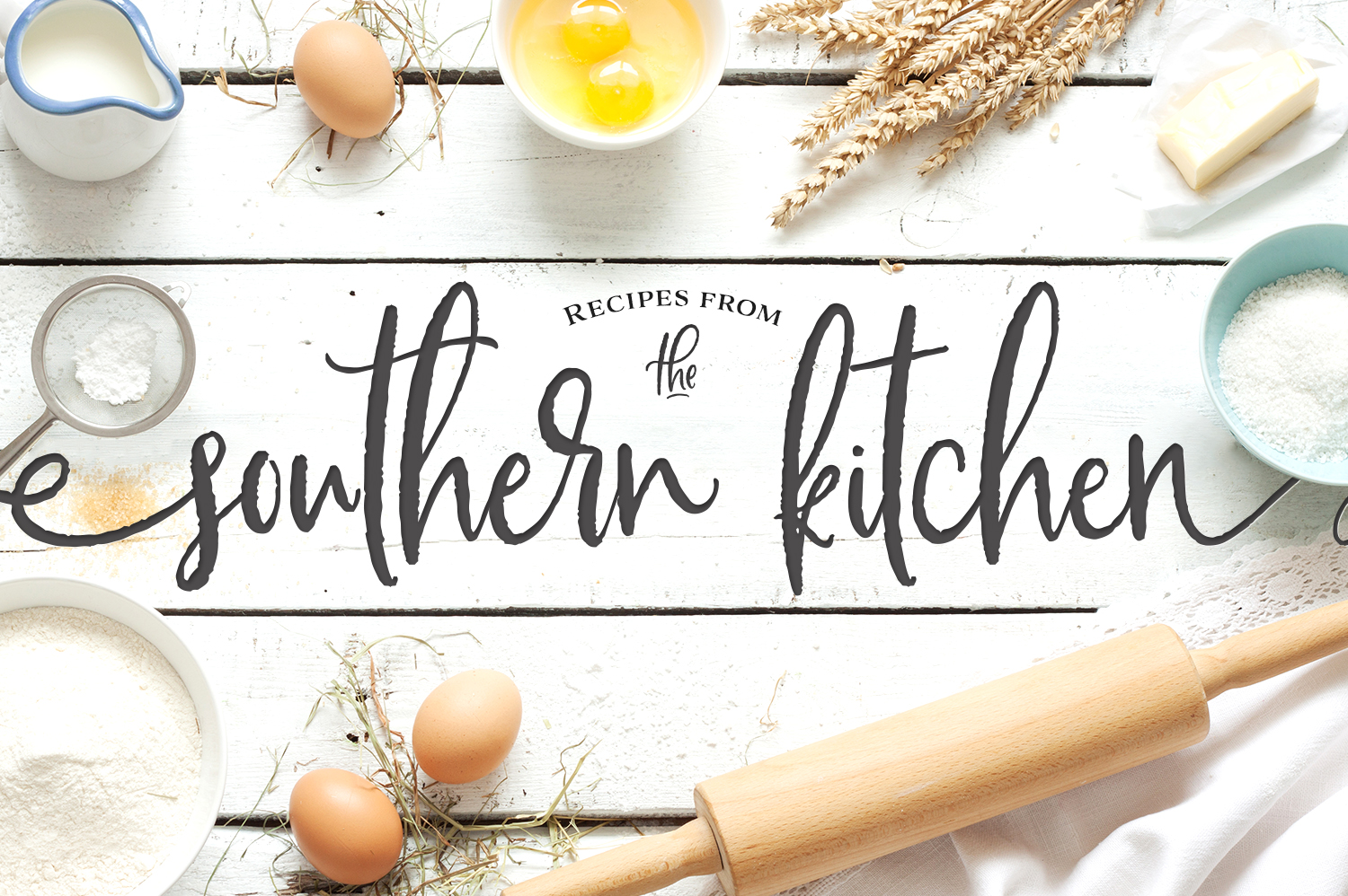 Buttermilk Farmhouse Script