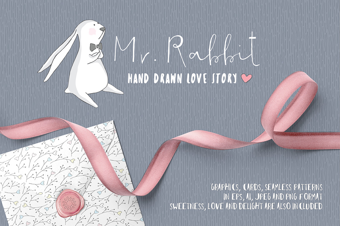 Cute Holiday Collection – Bunnies