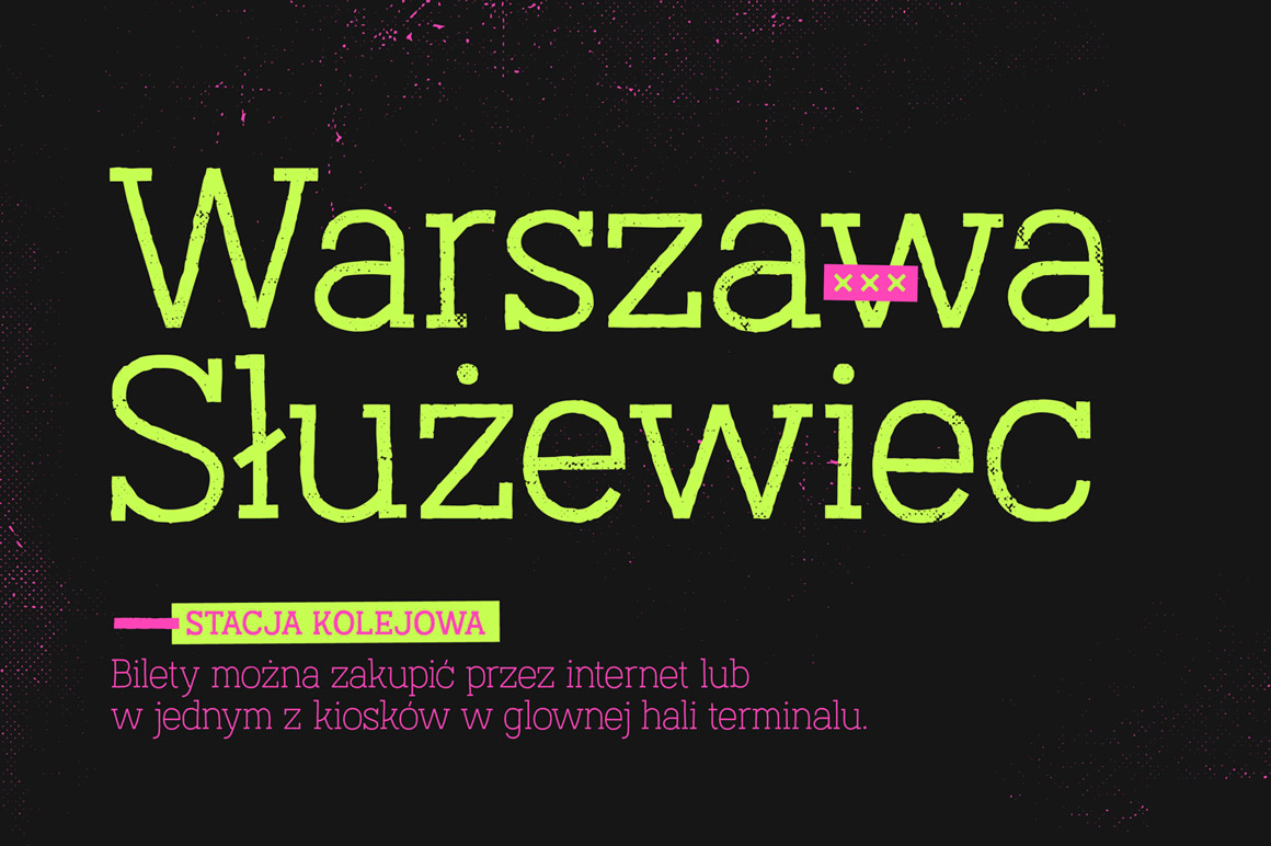 The Professional, Dynamic Font Library