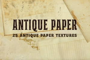 Antique Paper Textures
