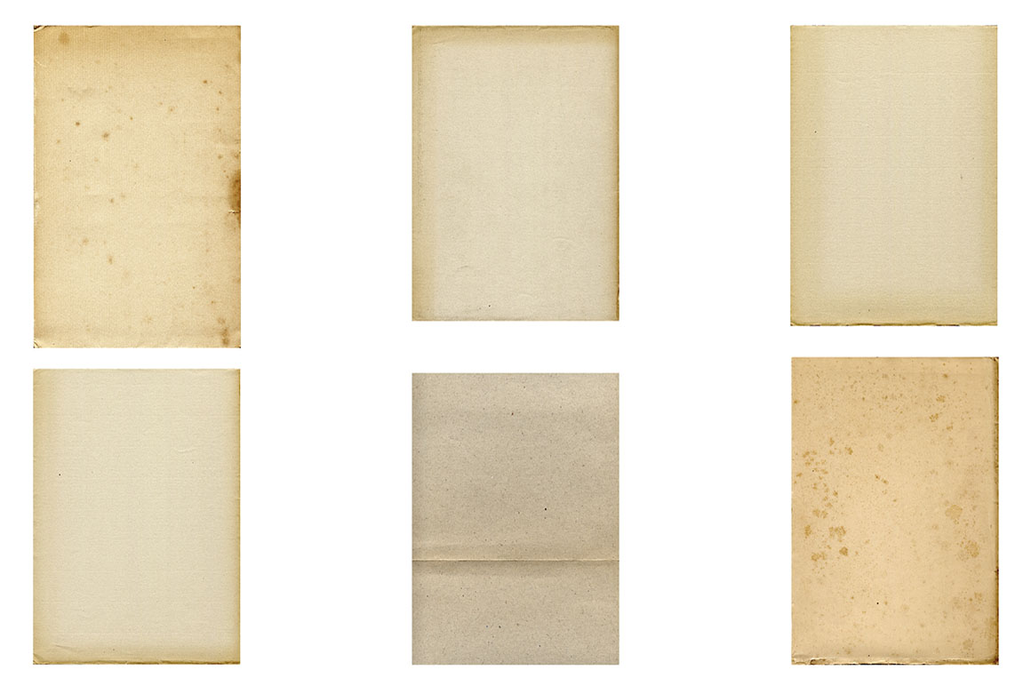 The Dusty Vintage Paper Collection