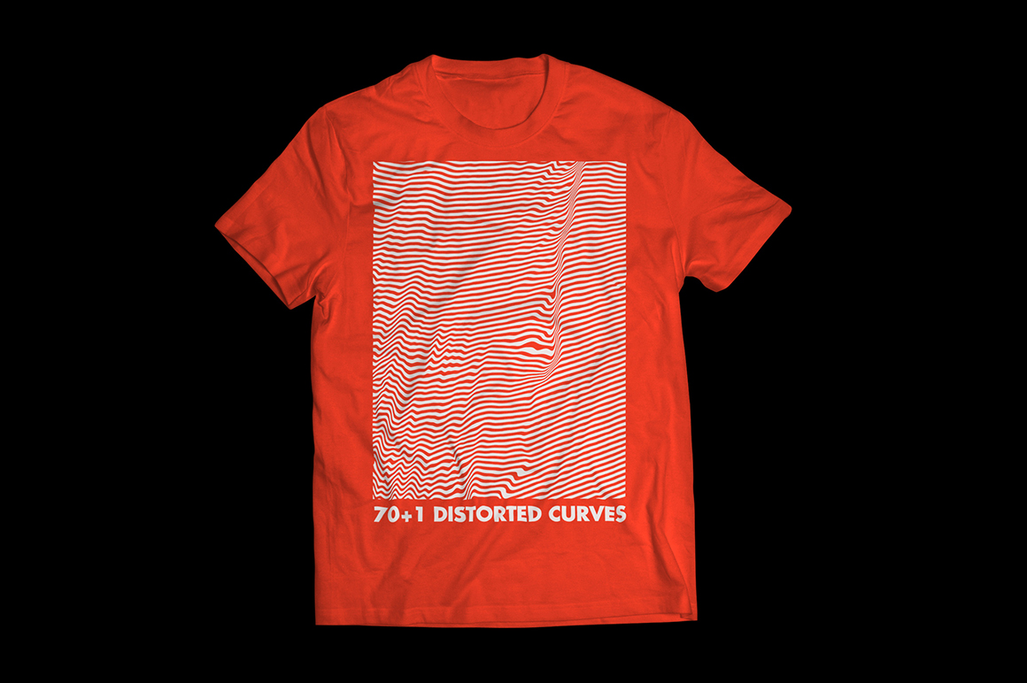 70+1 Distorted Curves Vol.1
