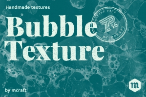 Bubble Texture Pack 1.6
