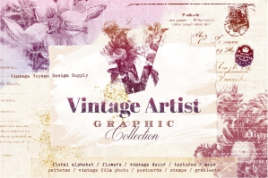 Vintage Artist Collection