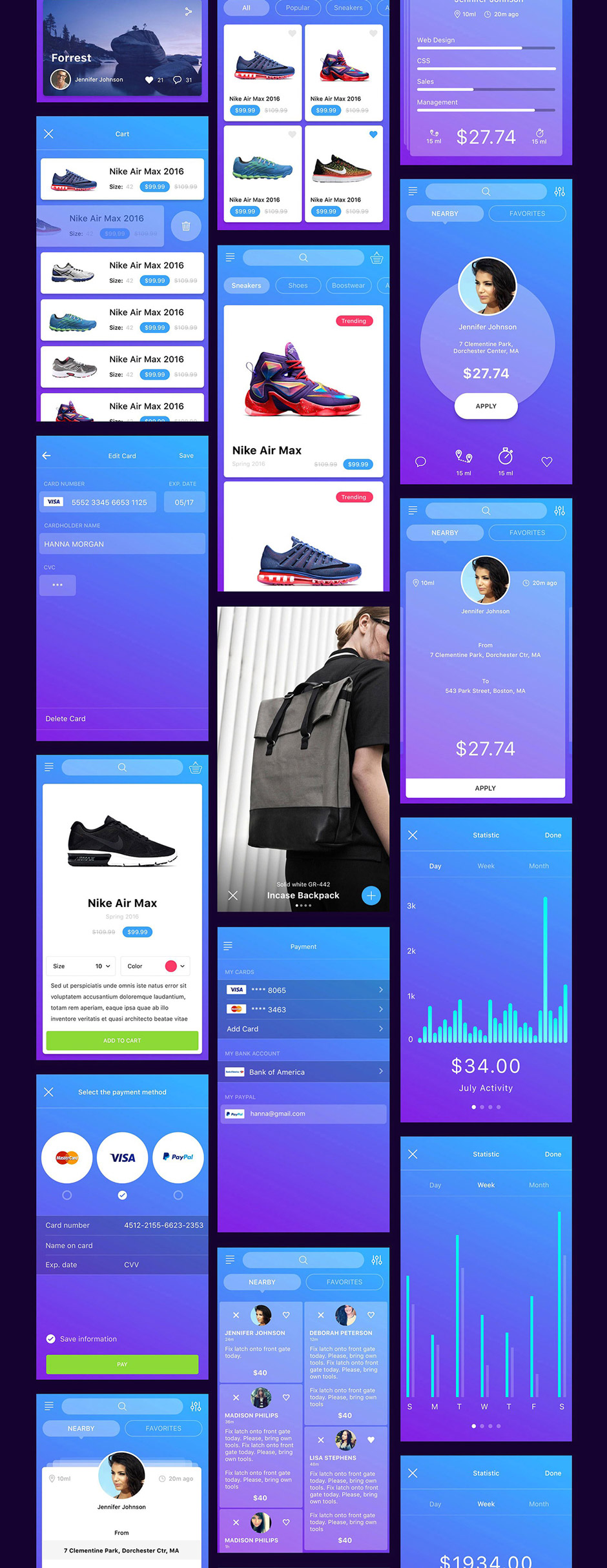 Hello UI Kit For Sketch